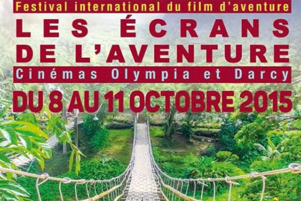 29 films seront mis à l'honneur lors de l'édition 2015 du festival international du film d'aventure qui se tient à Dijon du 8 au 11 octobre.