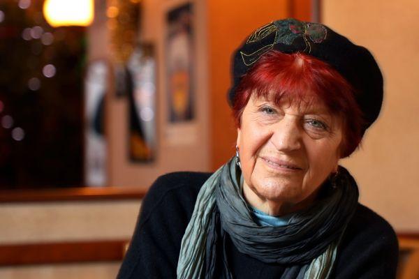 Anne Sylvestre est décédée le 1er décembre 2020.