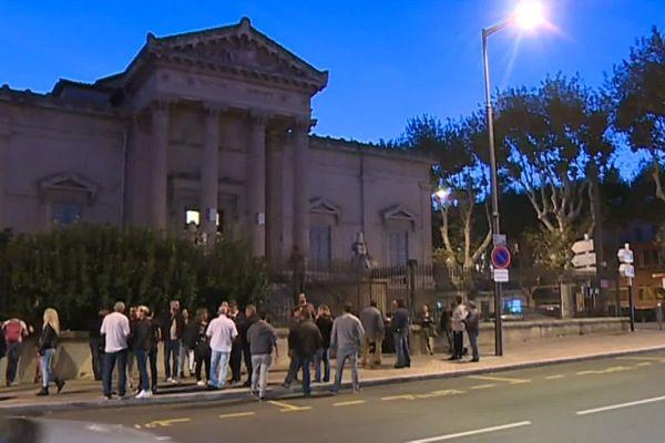 2017 à Perpignan, Ramon Cortes est condamné à 30 ans de prison dont 20 de sûreté pour avoir abattu son ex d'une balle dans la tête.