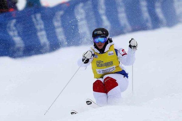 La championne de ski de bosses reste invaincue au terme de la 5e étape de la Coupe de monde qui s'est déroulée samedi 1er février 20L en Allemagne.