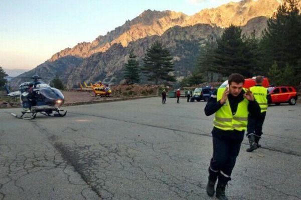 Quatre randonneurs sont décédés en Haute-Corse mercredi 10 juin 2015 après de violents orages.