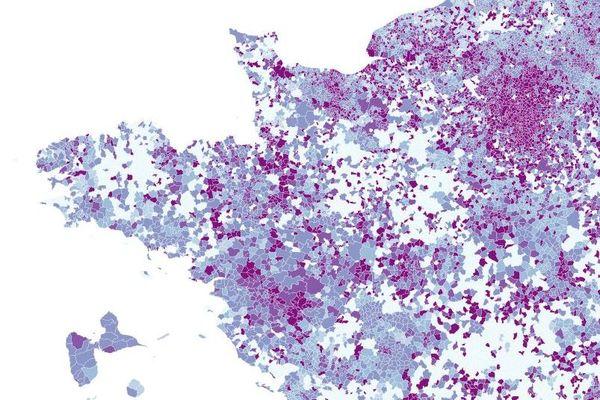 Découvrez le taux d'incidence au Covid-19 dans votre ville