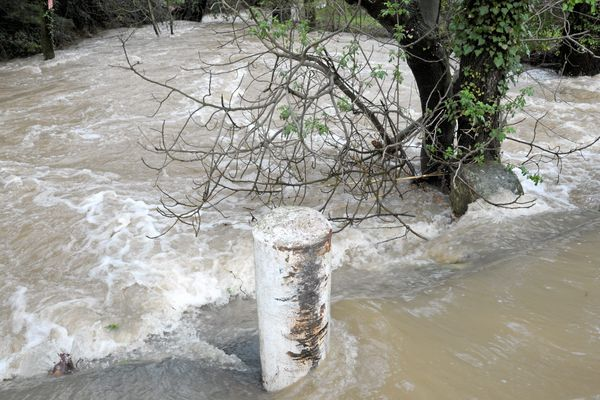 inondations / illustration