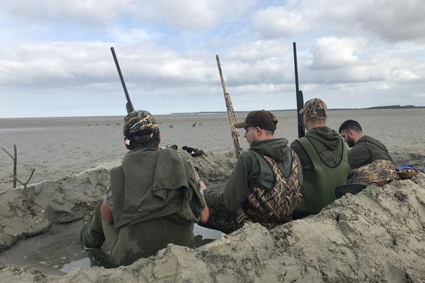Les chasseurs viennent moins pour chasser que pour se retrouver.