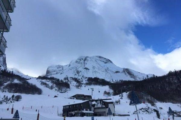 La station béarnaise de Gourette prête à accueillir ses premiers skieurs le samedi 30 novembre 2019