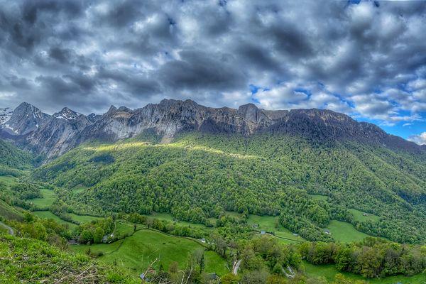 Pyrénées béarnaises, parc national