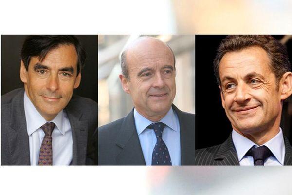 Primaire de la droite en Bretagne : Fillon devance Juppé et Sarkozy