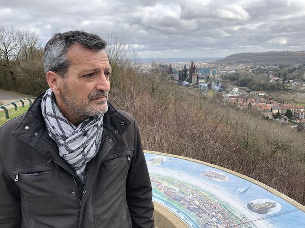 L'ancien sidérurgiste et député européen (2014-2019) n'a pas renoncé à défendre l'avenir de la sidérurgie dans la vallée de la Fensch.