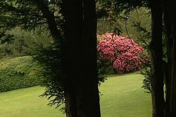 Rendez Vous Aux Jardins Decouvrez Pres De Dieppe La Magie Du Parc Des Moutiers