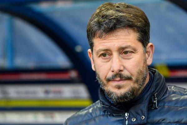 Fabien Mercadal a déjà entraîné le club de 2012 à 2016.