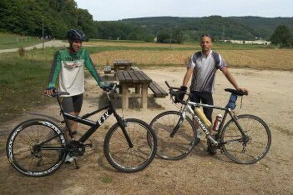 Salim et Amid se sont donnés trois jours pour atteindre Marseille.