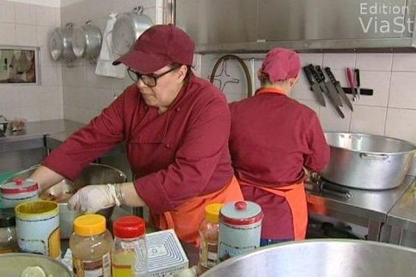 Un exemple d'entreprise d'économie sociale et solidaire en Corse, ce restaurant qui est aussi un chantier d'insertion.