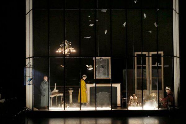 La Fuite au théâtre de La Criée à Marseille. Reprise du spectacle du 29 novembre au 13 décembre 2018