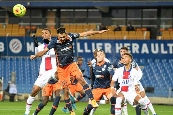 Le MHSC affrontera le PSG le 12 mai prochain à l'occasion des demi-finales de la Coupe de France 2021.