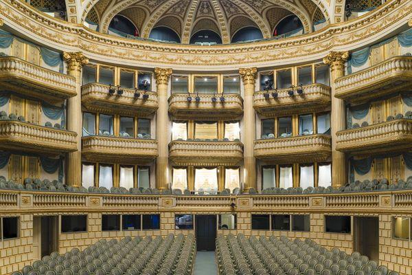 Salle du Grand Théâtre