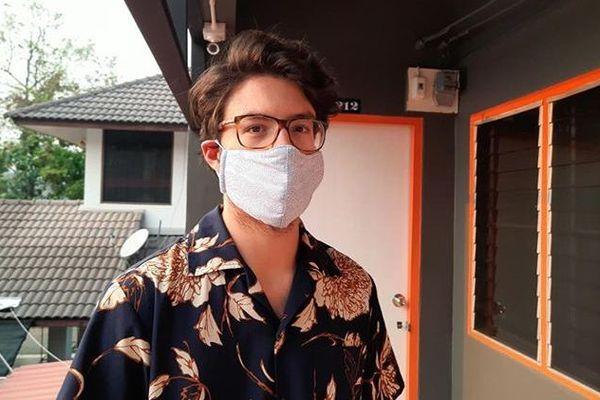 Antoine Baillon, 24 ans, a créé ce site depuis la Thaïlande où il séjourne actuellement.
