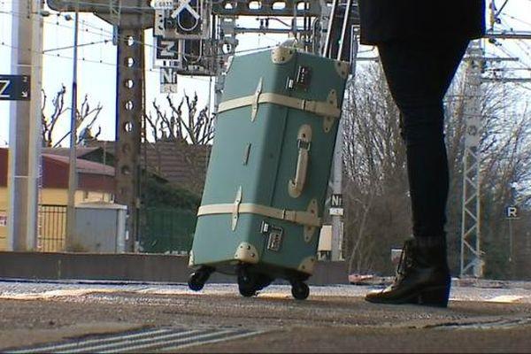 Le TGV se s'arrêtera plus en gare de Beaune à compter du 4 avril 2016.