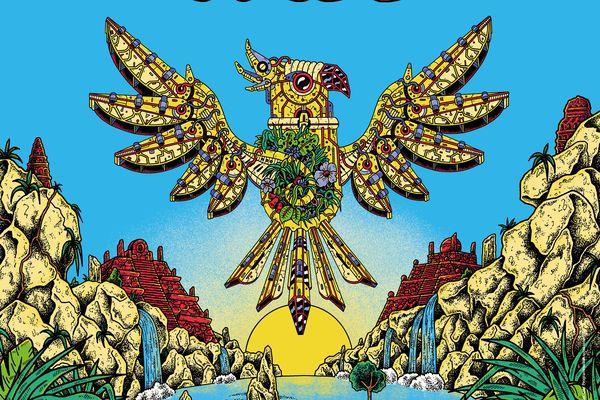 Le Phénix, symbole du Free Music Festival, renaît de ses cendres après l'annulation de son dixième anniversaire en 2020.
