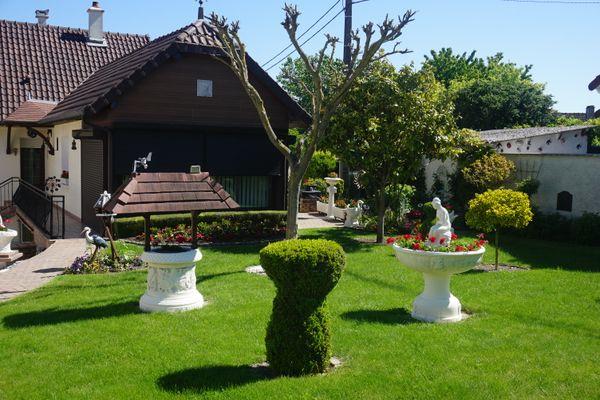 Pour cette 18e édition, Rendez-vous aux jardins, la commune d'Oeuilly, dans la Marne, fait partie des villages sélectionnés. L'occasion de découvrir le jardin des habitants.