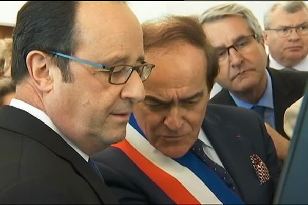 François Hollande annonce la création d'un établissement psychiatrique à Vitry-le-François