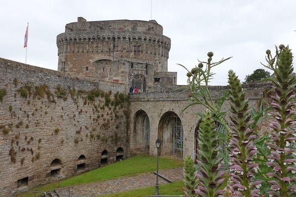 Le château de Dinan, dans les Côtes-d'Armor, a rouvert ses portes après plusieurs mois de travaux.