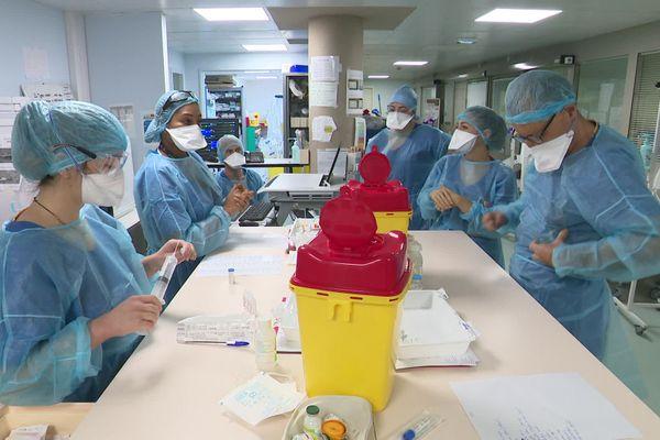 L'AP-HM recherche du personnel soignant