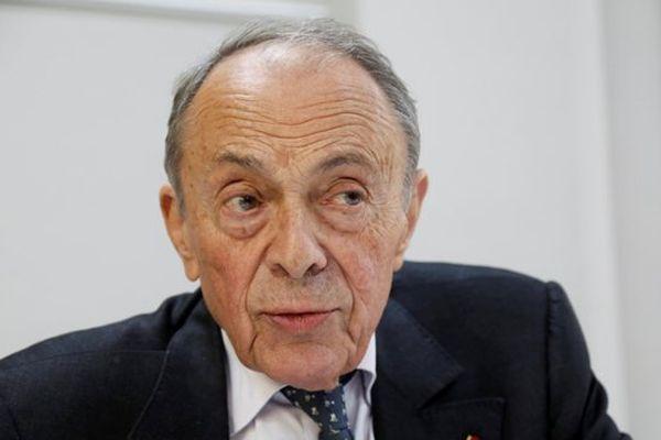 Michel Rocard le 5/09/2014