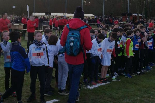 Pour la première course du Cross Ouest France 2020, les garçons nés en 2009 ont ouvert le bal.