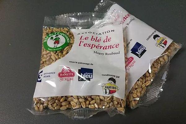 Le blé de l'espérance est semé le 4 décembre, le jour de la Sainte-Barbe