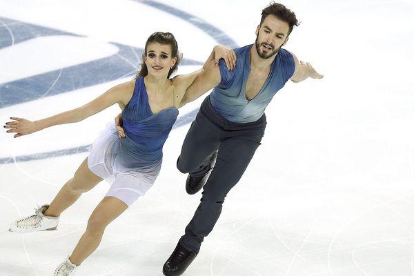 Gabriella Papadakis et Guillaume Cizeron vont tenter de décrocher un troisième titre de champion d'Europe, à Ostrava en République Tchèque