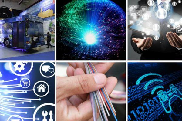 Le bus numérique du conseil général de Côte d'Or présente les dernières innovations technologiques et numériques destinées aux particuliers et aux entreprises.