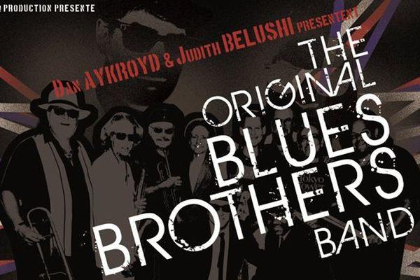 The Original Blues Brothers Band au Trianon (Paris) le 19 juillet 2013.