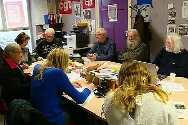 La CGT lance un appel à manifester les 31 janvier et 5 février à Belfort.