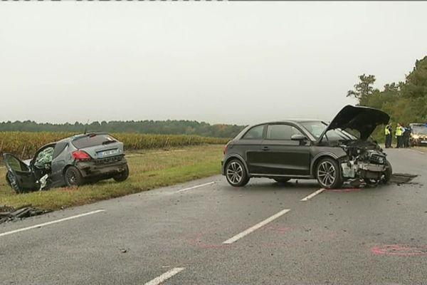 Selon la préfecture on dénombrerait un mort chaque jour sur les routes de Nouvelle-Aquitaine (image d'illustration)