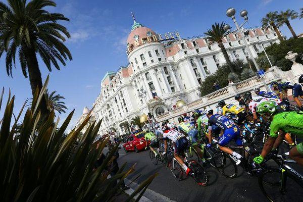 Quand le Paris-Nice se termine sur la Promenade des Anglais