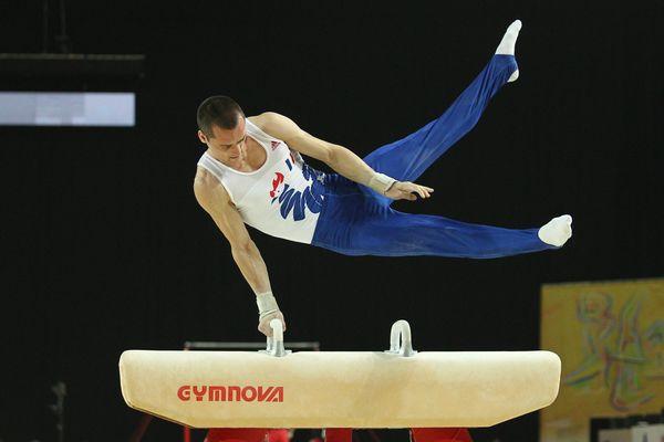 Cyril Tommasone tentera de décrocher la médaille aux JO de Tokyo 2021 au cheval d'arçon