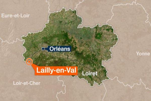 Accident mortel à Lailly-en-Val (Loiret)