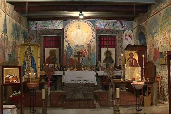 Menacée par une vente,  cette chapelle orthodoxe de Nice bénéficie d'un sursis.