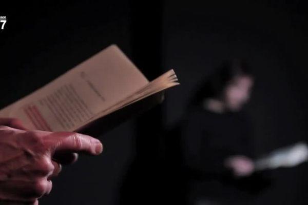 Et tu danses Lou ... une lecture sur scène par Philippe Lefait et Pom Bessot