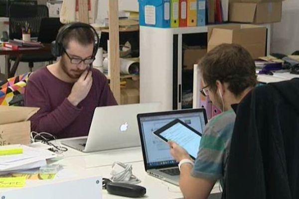 Travailler dans un même espace autour de projets très divers, voilà le principe du coworking.