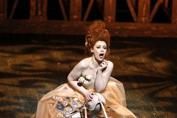 Tous à l'Opéra, jusqu'à dimanche soir à l'opéra de Marseille. Le public pourra visiter els coulisses et assister aux cours et répétitions