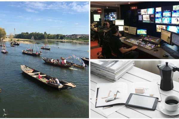 France 3 Centre-Val de Loire organise des rencontres avec son public pendant le Festival de Loire