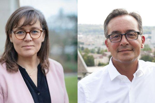 Laurence Wieser et Laurent Garcia pourraient peut être s'affronter une nouvelle fois à Laxou (Meurthe-et-Moselle)