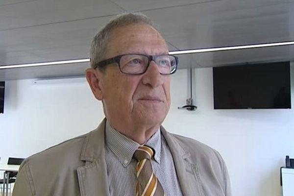 René Souchon, Président du Conseil Régional d'Auvergne