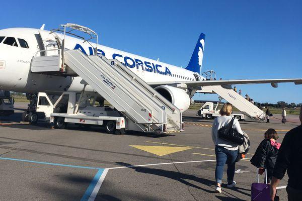 Plusieurs Corses issus de la diaspora affirment ne pouvoir dans l'état bénéficier de tarif préférentiel dans leurs vols reliant l'île de beauté au continent.