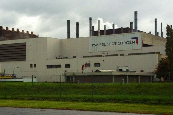 PSA Peugeot Citroën (Les Ayvelles)