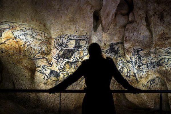 La grotte Chauvet a accueilli en février 2017 son millionième visiteur.