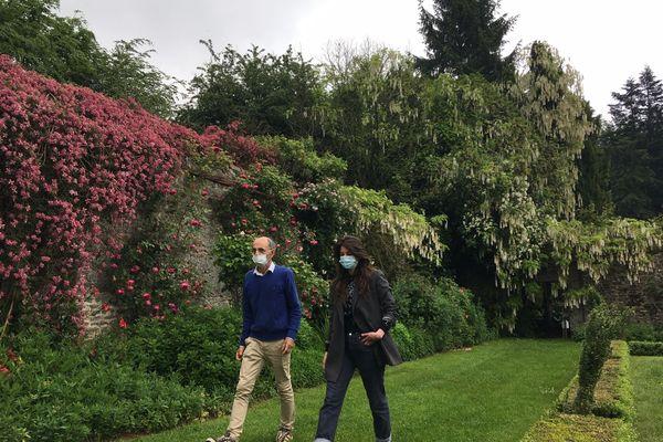 Le parc botanique de Haute-Bretagne rouvre ses portes aux visiteurs ce lundi