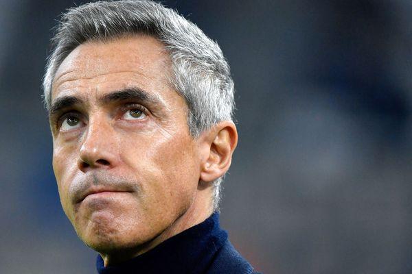 Le coach des Girondins de Bordeaux Paulo Sousa interroge ses joueurs chaque jour