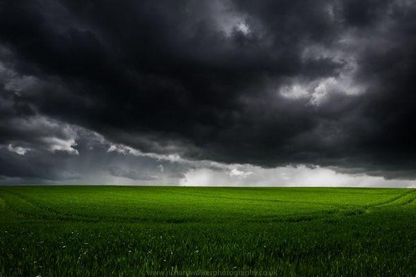 Un temps orageux